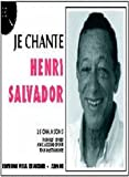 Partition : Je chante Salvador