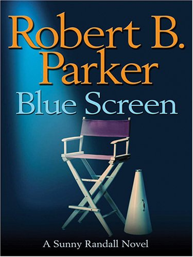Blue Screen (Thorndike Press Large Print Core Series) (Print Screen Blue)