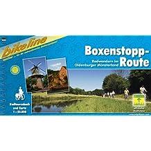 Bikeline Boxenstopp-Route. Radwandern im Oldenburger Münsterland