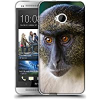 Super Galaxy Soft Flexible TPU Slim Fit Cover Case // V00003899 sykes monkey mount kenya // HTC One M7