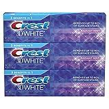 Crest 3D weiß strahlend mint Whitening Zahnpasta, 3,5OZ Doppelpackung