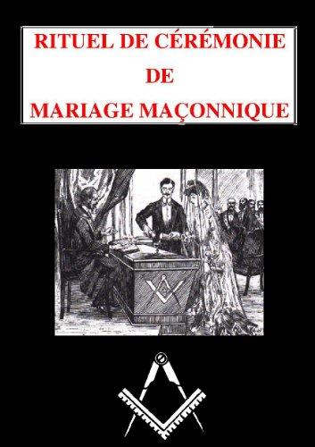 Mariage Maçonnique (Rite de)