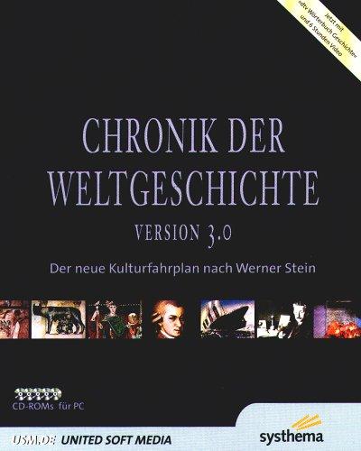United Soft Media Verlag GmbH Chronik der Weltgeschichte 3.0