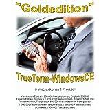 TrueTerm Verblexika WindowsCE - Gold, 1 CD-ROM Verblexika für Deutsch, Englisch, Spanisch, Italienisch, Französisch, Portugiesisch, Niederländisch, Schwedisch. Für Windows 98/NT/2000/Me/XP, WindowsCE