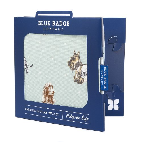 blue-badge-company-dogs-fabric-holder-hologram-safe-disabled-parking-permit-display-wallet