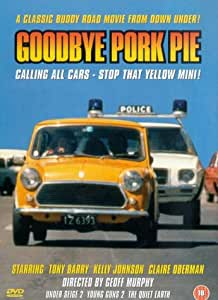Goodbye Pork Pie [DVD]