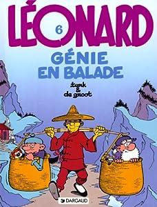 """Afficher """"Léonard n° 6 Génie en ballade"""""""