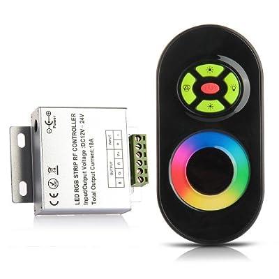LED Controller DC12-24V Fernbedienung fuer RGB Strip Wireless Steuerung Semitouch von blypower bei Lampenhans.de