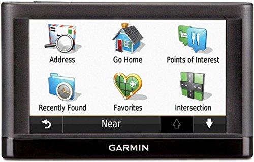 Garmin NÜVI 42 Navigationssystem (Kontinent-Ausschnitt)