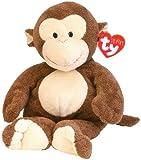 Enlarge toy image: Ty UK Pluffie - Dangles Monkey Soft Toy