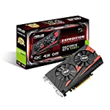 ASUS Expedition GeForce® GTX 1050Ti 4GB GDDR5 OC Edition (EX-GTX1050TI-O4G)