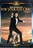 For Your Eyes Only [DVD]