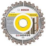 Bosch ProfessionalDiamanttrennscheibe Best für Universal, 125 x 22,23 x 2,2 x 12 mm, 2608603630