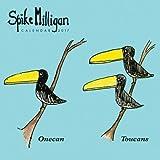 Spike Milligan mini wall calendar 2017 (Art calendar)