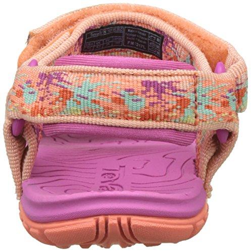 844b78955f626 Teva Unisex Kids K Hurricane 3 Open Toe Sandals