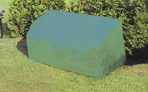 HOMEGARDEN Bâche Couverture Banc extérieur en Polyester 160 x 80 x 75h