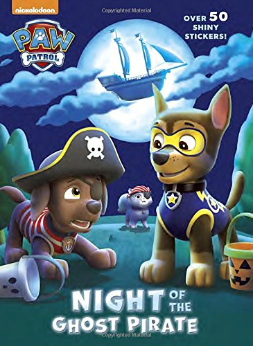 Night of the Ghost Pirate (Paw (Kinder Coloring Pictures Halloween)