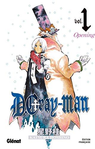 D.Gray-Man - Édition originale - Tome 01: Opening par Katsura Hoshino