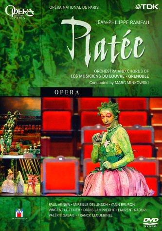 Bild von Jean-Philippe Rameau - Platée / Marc Minkowski, Laurent Pelly - Opéra de Paris [2 DVDs]