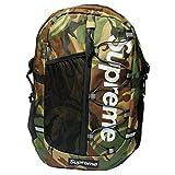 Supreme Spain Rucksack Tasche Laptoptasche Big Logo Streetwear Dope (camo (1108))