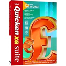 Quicken XG Suite (Taxcalc 2003 & XG)