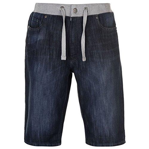 No Fear Mens Denim Shorts