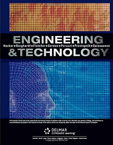 Engineering and Technology (Texas Science) 1st edition by Hacker, Michael, Burghardt, David, Fletcher, Linnea, Gordon, (2009) Hardcover