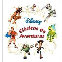 Disney Clasicos De Aventuras (Disney Coleccion De Cuentos/Disney Storybook Collections (Spanish))
