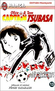 Captain Tsubasa - Olive et Tom Edition simple Tome 13