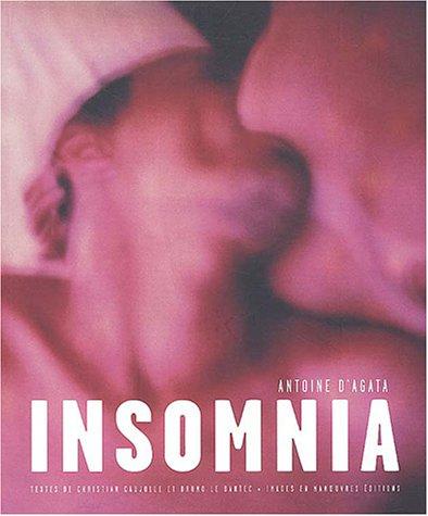 Insomnia (édition bilingue français-anglais)