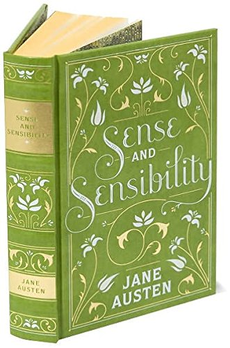 Sense and Sensibility (Barnes & Noble Single Volume Leatherbound Classics) Cover Image