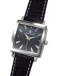 ANTONELLI 960010 - Reloj de Señora movimiento de cuarzo con correa de piel