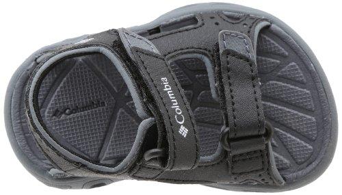 Columbia - Techsun Vent T, Scarpe da arrampicata Unisex – Adulto Nero (Black/Columbia Grey)