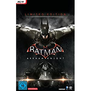 Batman: Arkham Knight – Limited Edition – [PC] – ohne 30 GB Patch