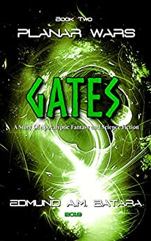 Book cover image for Planar Wars: Gates (Book 2)
