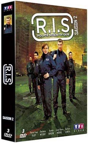 R.I.S. Police scientifique - Saison 2 (Import)