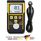 Ocean Ultrasonic Thickness Gauge To Measure Wall, Sheet, Plate Thickness With 0.1mm Least Count