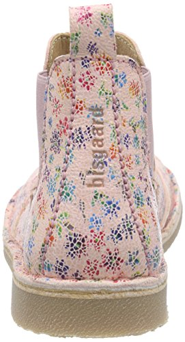 Bisgaard Boot, Bottes Chelsea courtes, doublure froide mixte enfant Rose - Pink (159 rose-flowers)