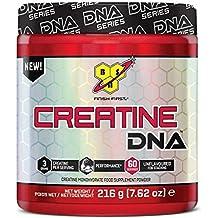 BSN DNA Series Creatine, Sin Sabor - 216 g