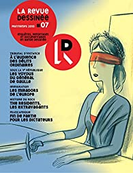 La Revue Dessinée #7: Printemps 2015 par Benoît Collombat