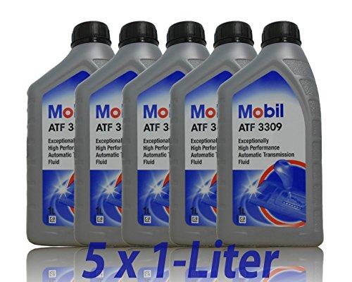 Mobile ATF 3309Huile de transmission 5x 1L pas cher