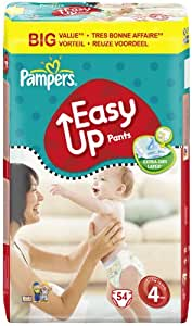Pampers Easy Up, 4 4 54pezzi