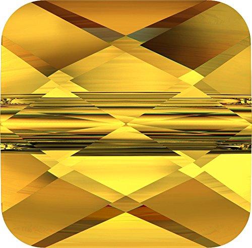 Swarovski Kristalle 1186538 Kristallperlen 5053 MM 8,0 Sunflower, 144 Stück