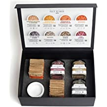 Salt Box: Experience