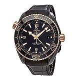 Omega Seamaster Planet Ocean 600M Omega Co-Axial Master Chronometer GMT 45,5 mm Deep Black 215.63.46.22.01.001
