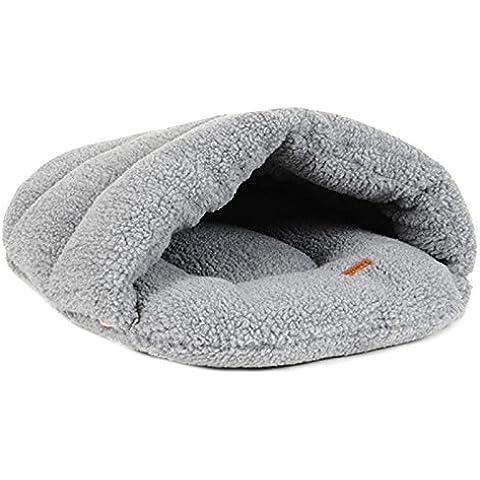 Valoxin(TM) Marca Dog House New lana di agnello caldo pantofole domestico del nido molle del cane della casa di alta qualit¨¤ del cotone Letti per gatti animali Prodotti HP831