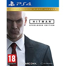 Hitman: The Complete First Season Steelbook Edition (PS4) (輸入版)