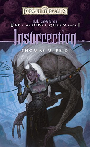 Insurrection: R.A. Salvatore Presents The War of the Spider Queen, Book II (The War of the Spider Queen series 2) (English Edition)