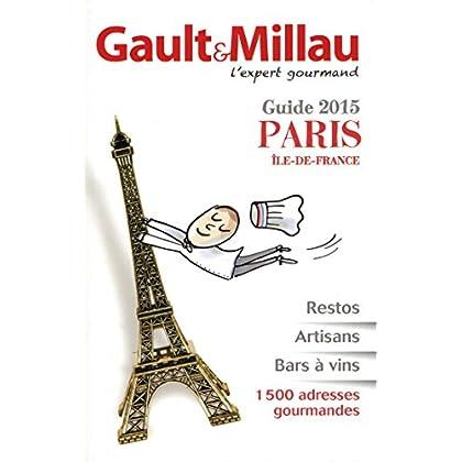Guide Paris Ile-de-France 2015