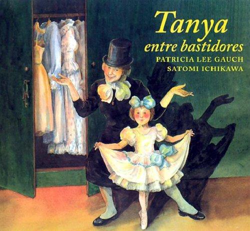 Tanya Entre Bastidores par SATOMI ICHIKAWA